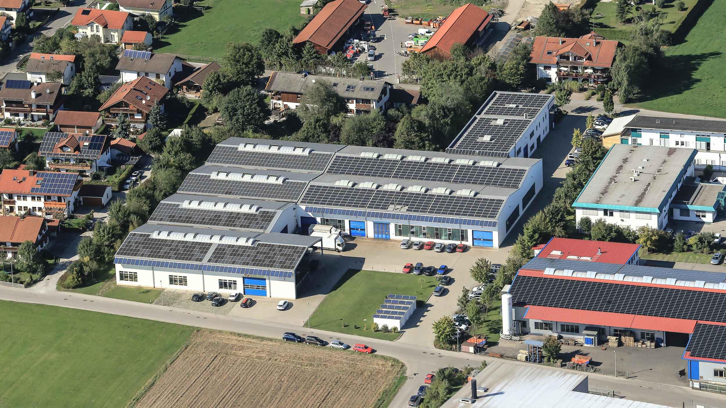 Luftaufnahme Schema Hydraulik 2008