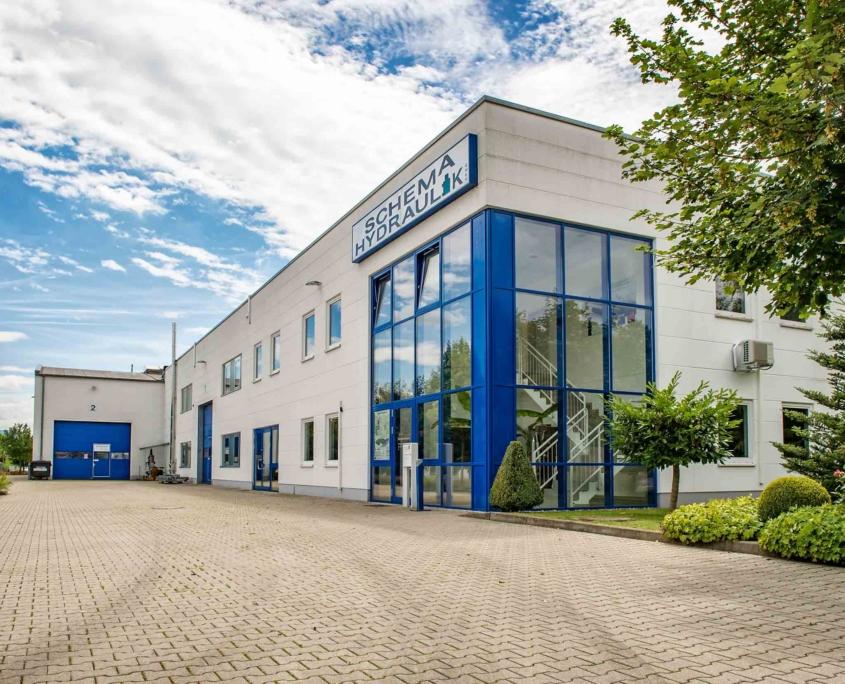 Unternehmenssitz Hydraulikzylinder Hersteller Schema Hydraulik
